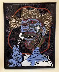 picasso mosaic interpretation