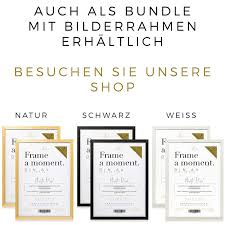 Heimlich Premium Poster 4 Stück In Din A4 Große Auswahl An