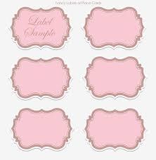 Wedding Label Templates Printable Label Templates Vastuuonminun