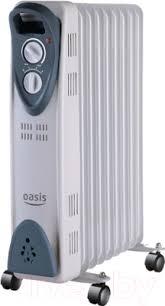 <b>Oasis UT</b>-<b>25 Масляный радиатор</b> напольный купить в Минске