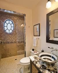 granite floor tiles for small bathroom