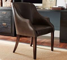 leather desk chair. Leather Desk Chair H