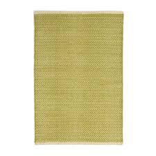 dash albert lattice woven cotton rug citrus