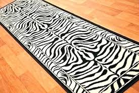 beautiful zebra print rugs or leopard print carpet runners animal print rug runners animal print rug
