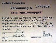 Eine verwarnung kann jedoch auch ohne verwarnungsgeld erteilt werden (§ 56 absatz 1 satz 2 owig). Verwarnung Recht Wikipedia
