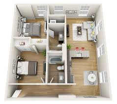 Magnolia Loft D Floor Plan FresHome Pinterest Magnolia And - Loft apartment floor plans