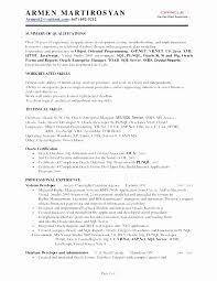 Crystal Reports Developer Resume Sample Awesome Xml Resume Example New Crystal Reports Developer Resume