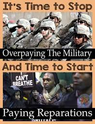 Stop The Wars Sure Overpaying The Military Whomever Did