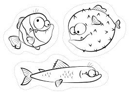 Disegni Da Colorare Pesce Daprile Per Fare Scherzi Divertenti