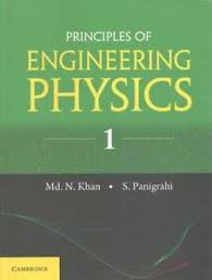 Principles of Engineering Physics 1 by Md Nazoor Khan Paperback Book ...