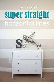 painting ideas green accent wall. how to paint {{super straight}} horizontal stripes painting ideas green accent wall