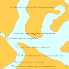 Tahlequah Neil Pt Dalco Passage Vashon I Puget Sound