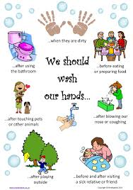 Cleanliness Chart For School Pin By Audrey Chen On English Language Hygiene Lessons