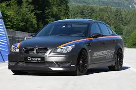 Coupe Series fastest bmw car : World's Fastest Sedan: G-Power BMW M5 Hurricane RR