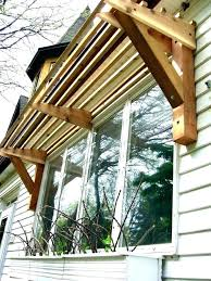 diy window awning window awnings front door awning images of plans com canopy do it yourself diy window awning