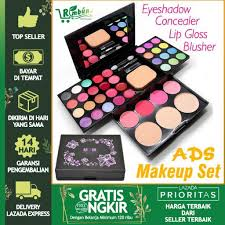 ads make up set pallate eyeshadow pallate make up kit 1 set