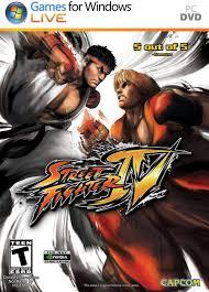 amazon com street fighter iv pc video games