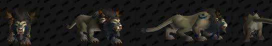 Troll Druid Color Chart Highmountain Tauren Druid Forms Guides Wowhead
