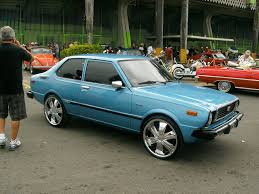 Toyota Corolla Wagon - image #169