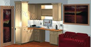 building a home office. One Person L-shaped Home Office Design Image Building A