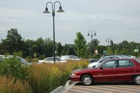 Parking Lot Stormwater Design Four Ways To Curb Stormwater In A Parking Lot Build A