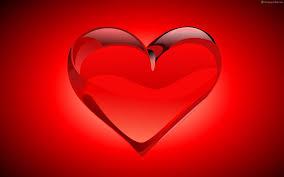 46+] Red Heart Wallpapers Desktop on ...