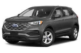 2019 Ford Edge Color Chart Cars Com