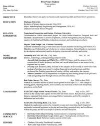 Academic Resume Template For Graduate School Samples Of Resumes