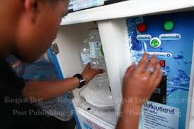 Coin Vending Machine For Water Impressive Almost Half Of Coinoperated Water Vending Machines Substandard