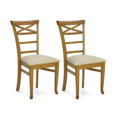 Outra opção em alta para a decoração da cozinha ou sala de jantar são&n. Cadeira De Madeira Macica Estofada Valencia Iaza Moveis