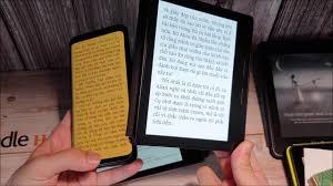 Tại sao nên đọc sách trên máy đọc sách kindle thay vì điện thoại, máy tính  bảng - YouTube