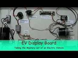 electric car motor diagram. Exellent Car Simplified Explanation Of How Electric Cars Work Inside Car Motor Diagram E