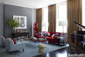 gray wall paint35 Stylish Gray Rooms  Decorating with Gray