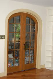double arch top interior door units single pane glass true divided lights project in pa