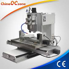 china desktop small mini 5 axis cnc router machine hy 6040 new with 2 2kw and usb