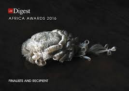 law digest africa award finalists recipient by seyi law digest africa award 2016 finalists recipient by seyi clement issuu