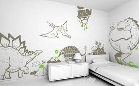 Nursery Wall Decal Ideas For Kids Room Black Vinyl Wall Art With Kids
