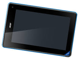 Acer Iconia Tab B1-A71 mit Protective ...