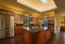 Oriental Kitchen Design