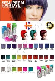 Stargazer Semi Permanent Hair Dye Cream
