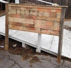 catchy queen headboard size with pallet queen size headboard pallet furniture diy