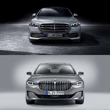 Not only does it become much more intelligent, it also takes the driving experience to a new level. Visual Contest Bmw 7 Series Head To Head With New Mercedes Benz S Class
