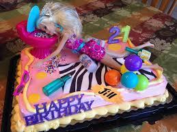 21 Barbie Birthday Cake 12 Funny Drunk Bday Cakes Photo Funny