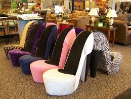 cool <b>high</b> heels <b>chairs</b>! www.trappersalley.com