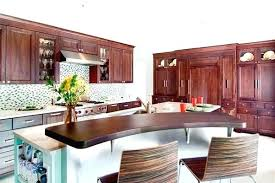 for kitchen island overhang stools quartz countertop