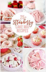25 Strawberry Cake Mix Recipes Live Laugh Rowe