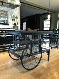 kitchen island cart industrial. Simple Island Industrial Kitchen Island Pin Vintage Factory Styled Cart Table   Inside Kitchen Island Cart Industrial A
