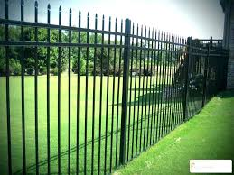 decorative metal fence panels.  Decorative Metal Garden Fencing Panels Trellis Fence  Residential  With Decorative