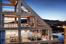 Shigeru Ban Timber Tower Interior Architects World's Tallest Hybrid Japan  Vancouver terrace house