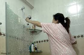 tempered glass may cut risk of shower accidents singapore news asiaone